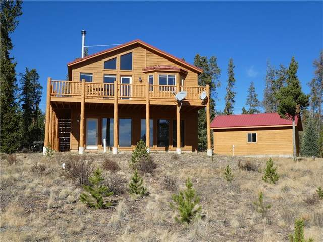 126 Foxtail Drive, Fairplay, CO 80440 (MLS #S1022879) :: Dwell Summit Real Estate
