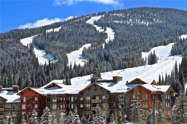 164 Copper Circle #319, Copper Mountain, CO 80443 (MLS #S1022884) :: eXp Realty LLC - Resort eXperts
