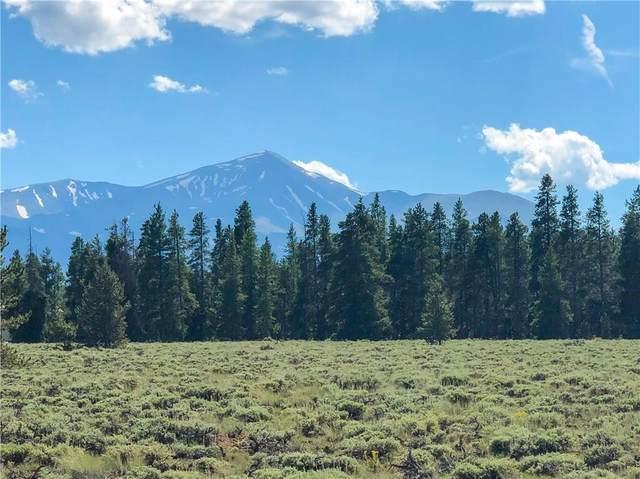 3 Elk Run, Leadville, CO 80461 (MLS #S1022886) :: Dwell Summit Real Estate