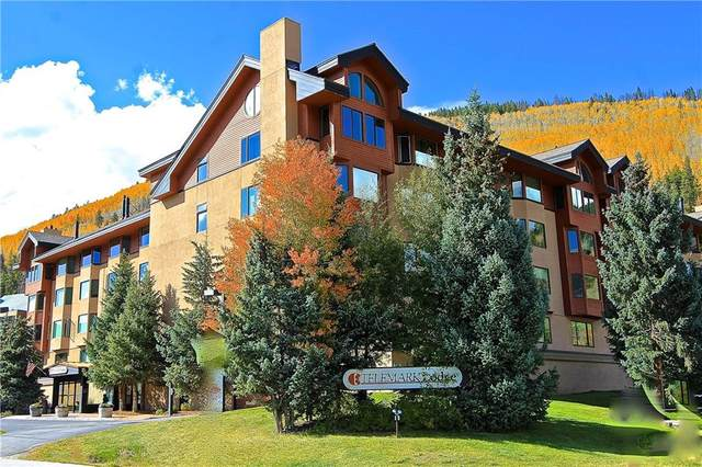 45 Beeler Place #2503, Copper Mountain, CO 80443 (MLS #S1022888) :: Colorado Real Estate Summit County, LLC