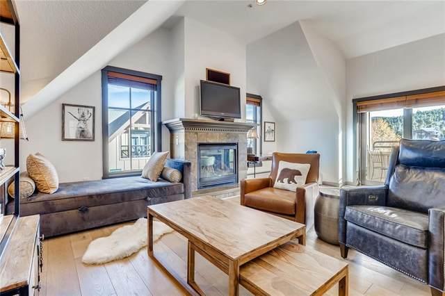 505C S Main Street #3405, Breckenridge, CO 80424 (MLS #S1022896) :: Colorado Real Estate Summit County, LLC