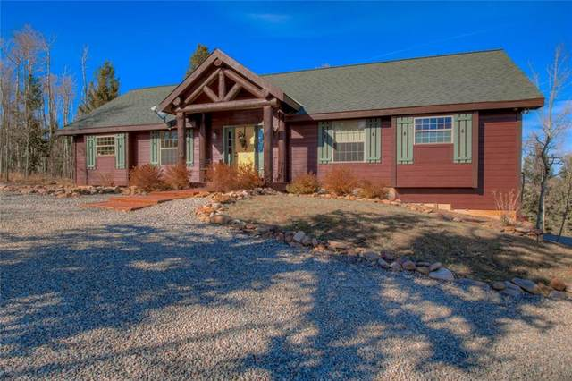 73 Schulz Court, Fairplay, CO 80440 (MLS #S1022900) :: Dwell Summit Real Estate