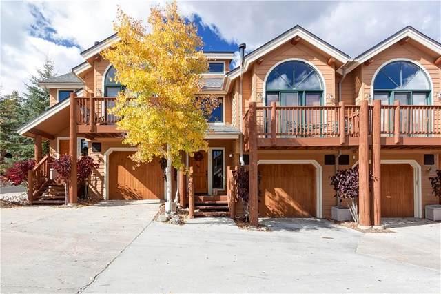 402 Kings Crown Road #402, Breckenridge, CO 80424 (MLS #S1022904) :: Colorado Real Estate Summit County, LLC