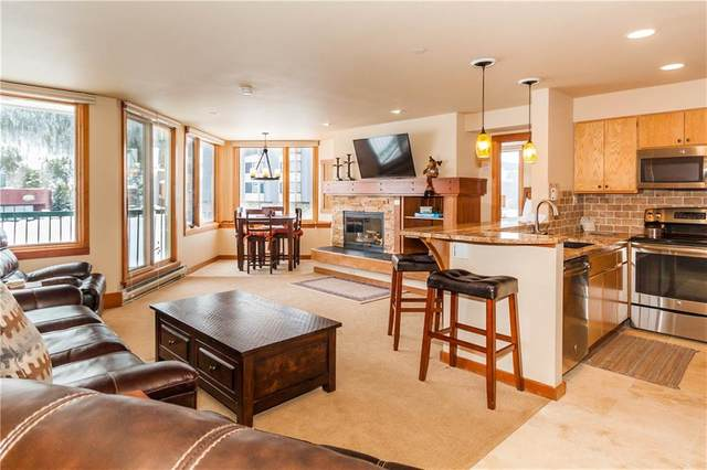 22080 Us Highway 6 #1475, Keystone, CO 80435 (MLS #S1022908) :: Colorado Real Estate Summit County, LLC