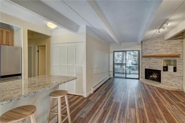 222 Creekside Drive #101, Frisco, CO 80443 (MLS #S1022910) :: Colorado Real Estate Summit County, LLC