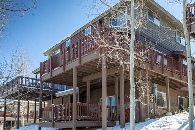 29 Twenty Grand Court #29, Silverthorne, CO 80498 (MLS #S1022911) :: Colorado Real Estate Summit County, LLC