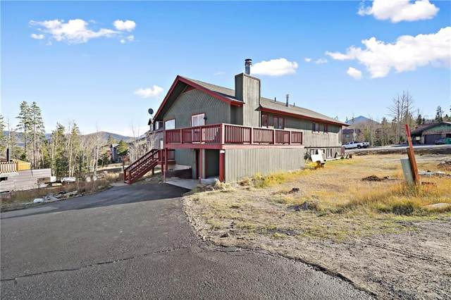 141 Sauterne Lane, Silverthorne, CO 80498 (MLS #S1022913) :: Colorado Real Estate Summit County, LLC
