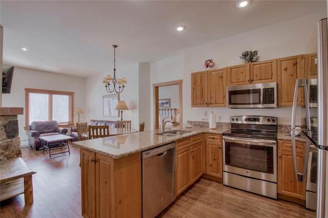 135 Dercum Drive #8567, Dillon, CO 80435 (MLS #S1022918) :: Colorado Real Estate Summit County, LLC