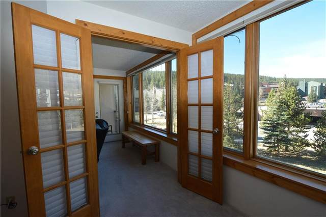 88 Guller Road #307, Copper Mountain, CO 80443 (MLS #S1022924) :: Dwell Summit Real Estate