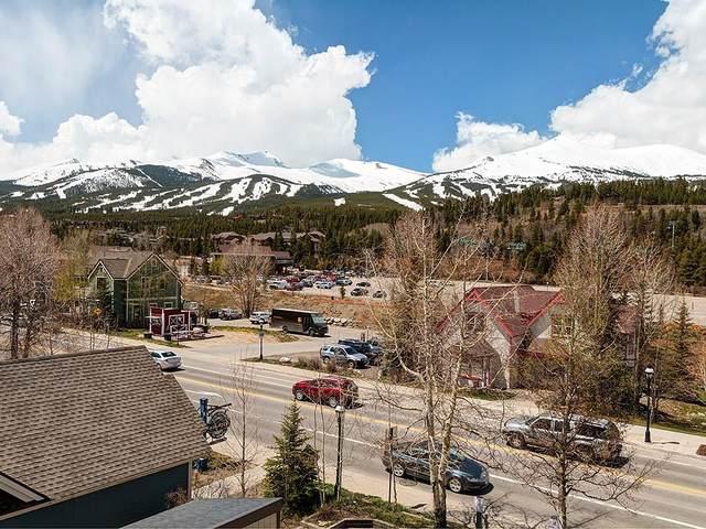 326 N Main Street 32 W, Breckenridge, CO 80424 (MLS #S1022927) :: Dwell Summit Real Estate