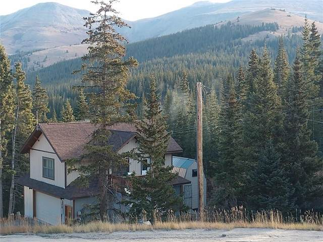 1370 State Hwy 9, Breckenridge, CO 80424 (MLS #S1022928) :: Dwell Summit Real Estate