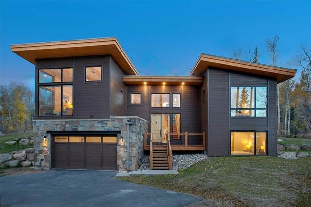 61 Vendette Point, Silverthorne, CO 80498 (MLS #S1022936) :: Dwell Summit Real Estate