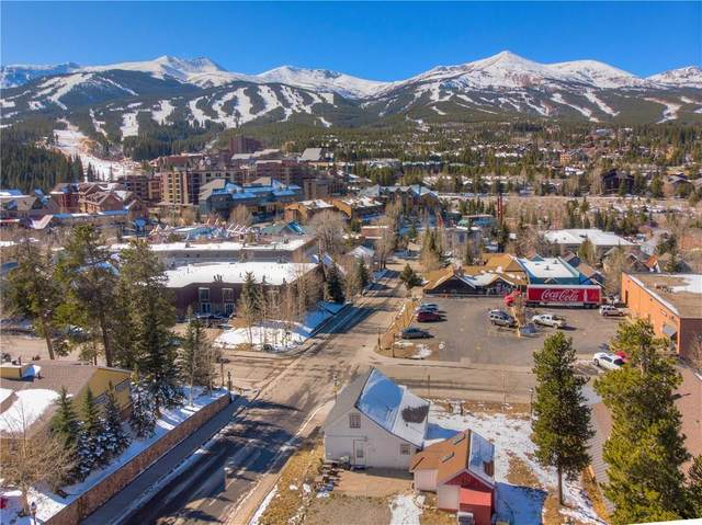 314 S Ridge Street, Breckenridge, CO 80424 (MLS #S1022939) :: Colorado Real Estate Summit County, LLC