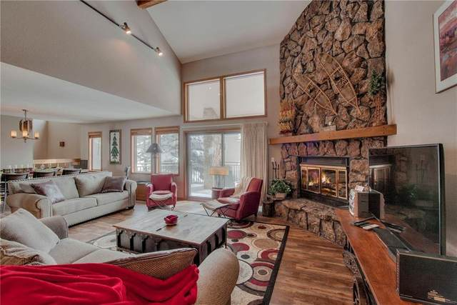 23137 Aspen Way #18, Keystone, CO 80435 (MLS #S1022945) :: Colorado Real Estate Summit County, LLC