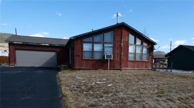 196 Sunlight Drive, Dillon, CO 80435 (MLS #S1022947) :: Colorado Real Estate Summit County, LLC