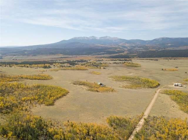 TBD Black Mountain Road, Fairplay, CO 80440 (MLS #S1022948) :: Colorado Real Estate Summit County, LLC