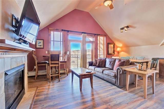 505B S Main Street #2207, Breckenridge, CO 80424 (MLS #S1022958) :: eXp Realty LLC - Resort eXperts
