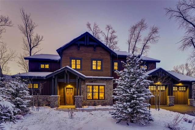 105 Game Trail Road, Silverthorne, CO 80498 (MLS #S1022973) :: Colorado Real Estate Summit County, LLC