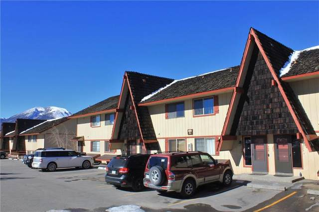 170 Evergreen Road #305, Dillon, CO 80435 (MLS #S1022999) :: Colorado Real Estate Summit County, LLC