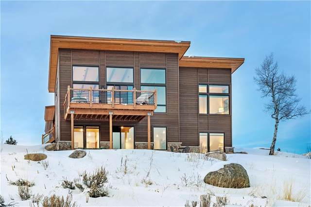 72 Vendette Point, Silverthorne, CO 80498 (MLS #S1023003) :: Colorado Real Estate Summit County, LLC