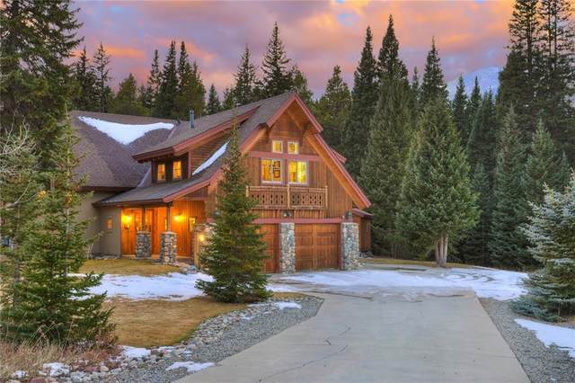 340 Whispering Pines Circle, Blue River, CO 80424 (MLS #S1023032) :: Colorado Real Estate Summit County, LLC
