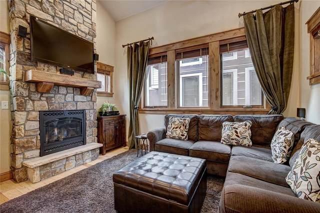 110F Galena Street F, Frisco, CO 80443 (MLS #S1023040) :: Colorado Real Estate Summit County, LLC
