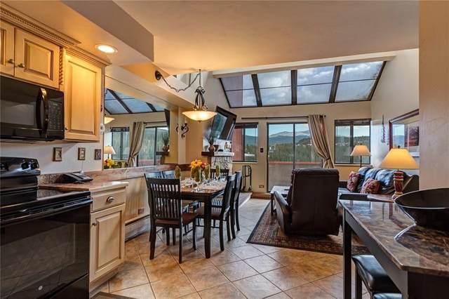 611 Village Road #823, Breckenridge, CO 80424 (MLS #S1023052) :: Dwell Summit Real Estate