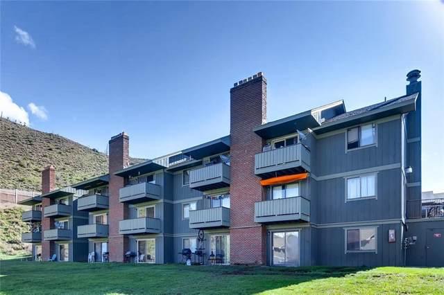 1173 Straight Creek Drive #301, Dillon, CO 80435 (MLS #S1023061) :: Colorado Real Estate Summit County, LLC