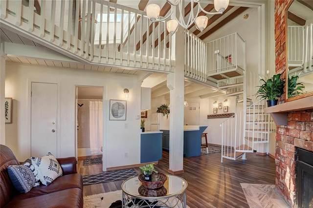 2100 Lodge Pole Circle #303, Silverthorne, CO 80498 (MLS #S1023070) :: Colorado Real Estate Summit County, LLC