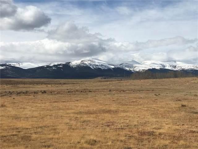0 Meier Ridge Trail, Fairplay, CO 80440 (MLS #S1023085) :: eXp Realty LLC - Resort eXperts