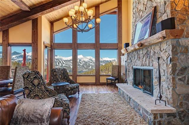 61 Club House Road D, Breckenridge, CO 80424 (MLS #S1023090) :: Dwell Summit Real Estate