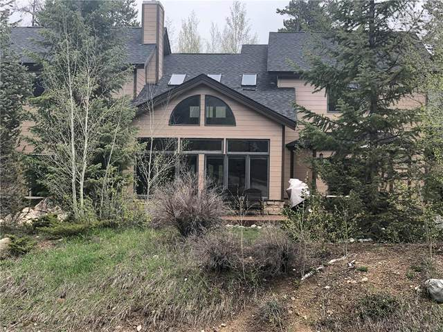 395 Black Hawk Circle, Silverthorne, CO 80498 (MLS #S1023092) :: Colorado Real Estate Summit County, LLC