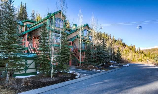 125 Woods Drive #17, Breckenridge, CO 80424 (MLS #S1023108) :: Dwell Summit Real Estate