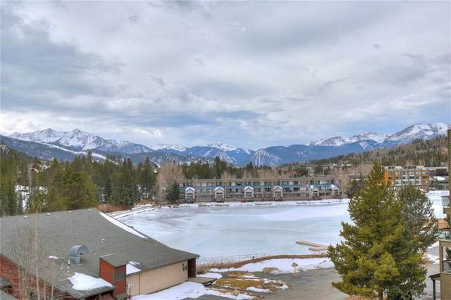 22320 Us Highway 6 #1758, Keystone, CO 80435 (MLS #S1023121) :: Colorado Real Estate Summit County, LLC