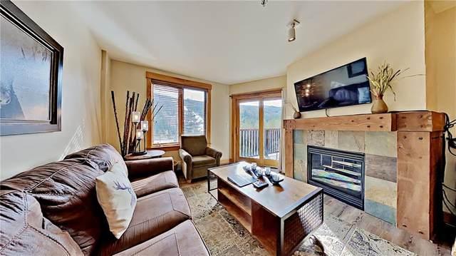 53 Hunki Dori Court #8864, Keystone, CO 80435 (MLS #S1023128) :: Colorado Real Estate Summit County, LLC
