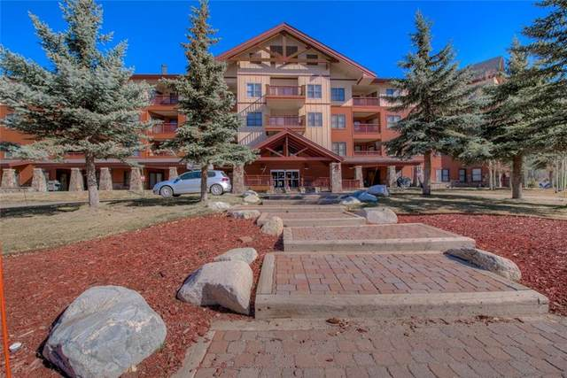 105 Wheeler Circle #214, Copper Mountain, CO 80443 (MLS #S1023129) :: eXp Realty LLC - Resort eXperts