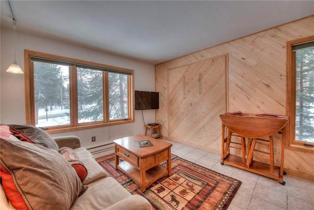 550 Four Oclock Road #1, Breckenridge, CO 80424 (MLS #S1023133) :: Dwell Summit Real Estate
