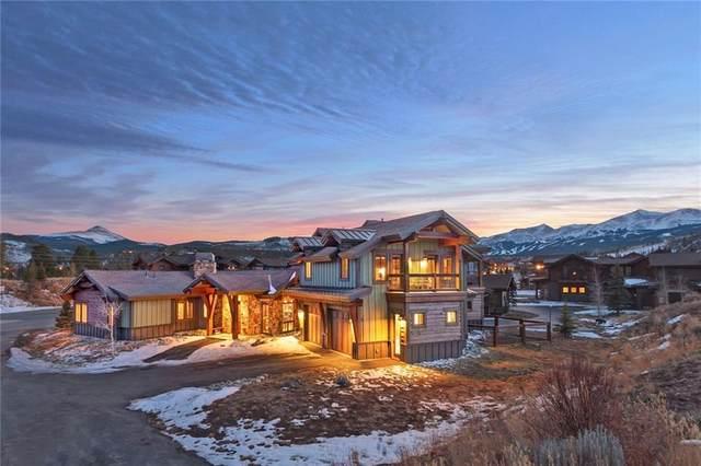 345 Shores Lane #345, Breckenridge, CO 80424 (MLS #S1023141) :: eXp Realty LLC - Resort eXperts