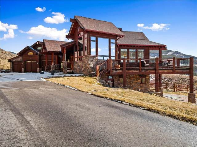 432 Ptarmigan Ranch Road, Dillon, CO 80435 (MLS #S1023147) :: eXp Realty LLC - Resort eXperts