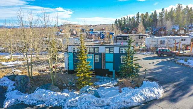 7 Sunshine Loop, Fairplay, CO 80440 (MLS #S1023148) :: eXp Realty LLC - Resort eXperts