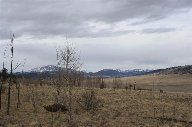 X Redhill Road, Fairplay, CO 80440 (MLS #S1023149) :: eXp Realty LLC - Resort eXperts