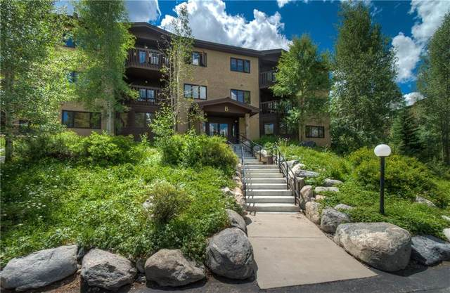290 Broken Lance Drive B-101, Breckenridge, CO 80424 (MLS #S1023154) :: Dwell Summit Real Estate