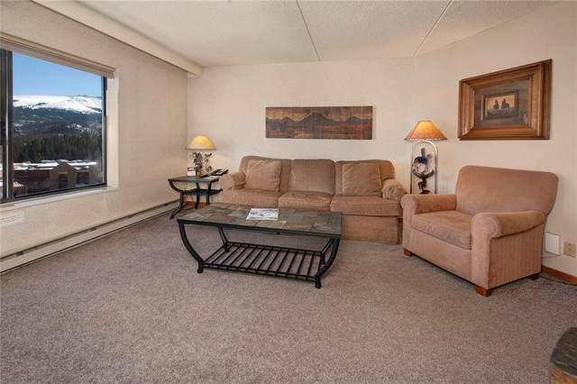 640 Village Road #4703, Breckenridge, CO 80424 (MLS #S1023162) :: eXp Realty LLC - Resort eXperts