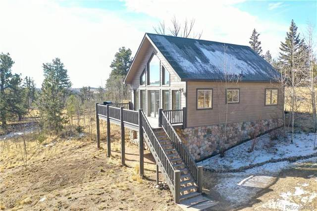 1720 Ute Trail, Como, CO 80432 (MLS #S1023181) :: eXp Realty LLC - Resort eXperts