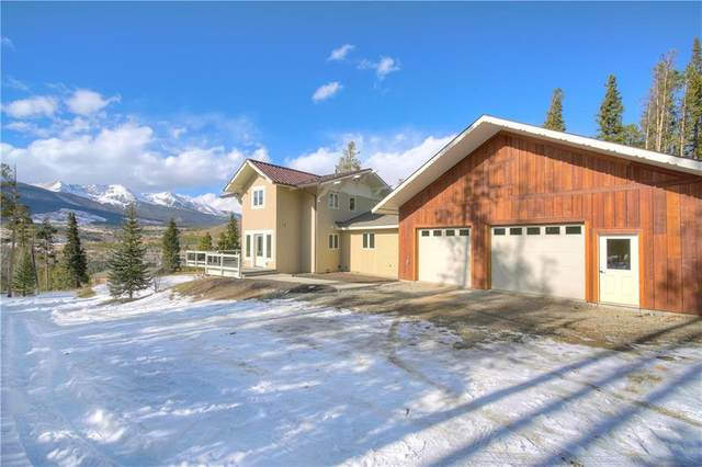 572 Shekel Lane, Breckenridge, CO 80424 (MLS #S1023185) :: eXp Realty LLC - Resort eXperts