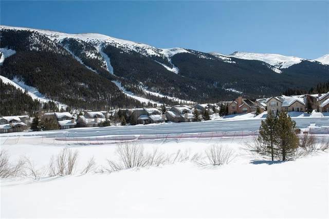 82 Wheeler Circle 217B-3, Copper Mountain, CO 80443 (MLS #S1023196) :: Dwell Summit Real Estate