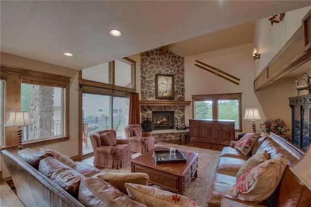 23097 Barbour Drive #37, Keystone, CO 80435 (MLS #S1023198) :: Colorado Real Estate Summit County, LLC