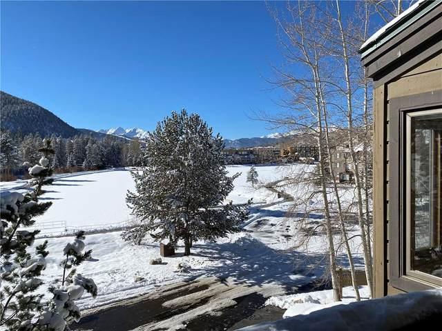 22300 Us Highway 6 #1731, Keystone, CO 80435 (MLS #S1023201) :: Colorado Real Estate Summit County, LLC