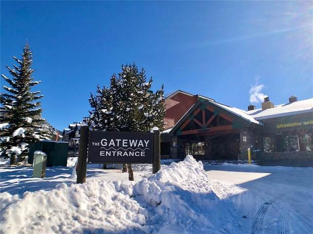 23110 Us Highway 6 #5037, Keystone, CO 80435 (MLS #S1023202) :: Dwell Summit Real Estate
