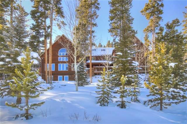 153 Scr 926 Road, Breckenridge, CO 80424 (MLS #S1023205) :: Dwell Summit Real Estate